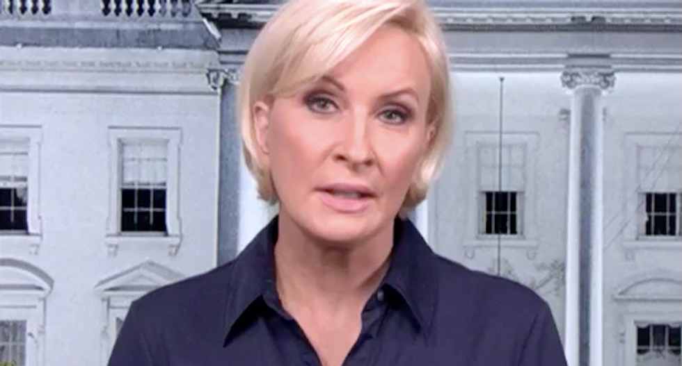 MSNBC's Mika calls out Fox News advertisers for sponsoring hate: 'Look where you're putting your money'