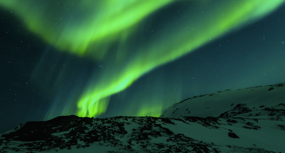 Are the Earth's magnetic poles heading toward a reversal?
