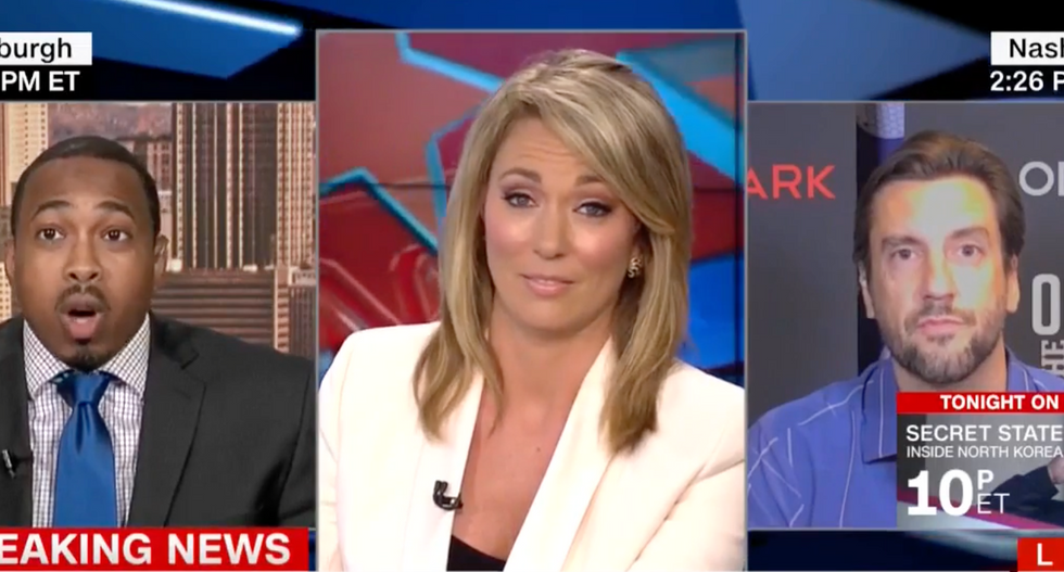 'I love boobs!': Stunned Brooke Baldwin cuts sports guest's mic during bonkers discussion on ESPN's Jemele Hill
