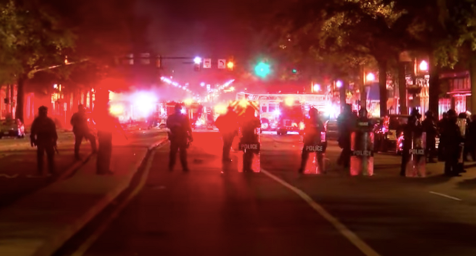 White supremacists posing as BLM protesters instigated Richmond riots: Police