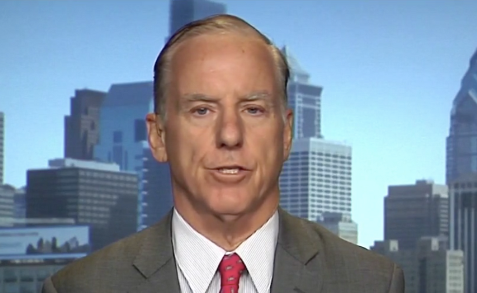 'A committee of crackpots': Howard Dean blasts Trump and Kobach's 'racist' electoral commission