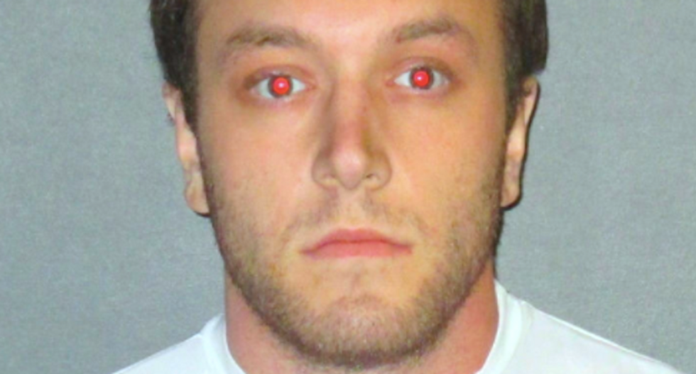 Louisiana man charged in random killings of black men owned copy of Hitler speech