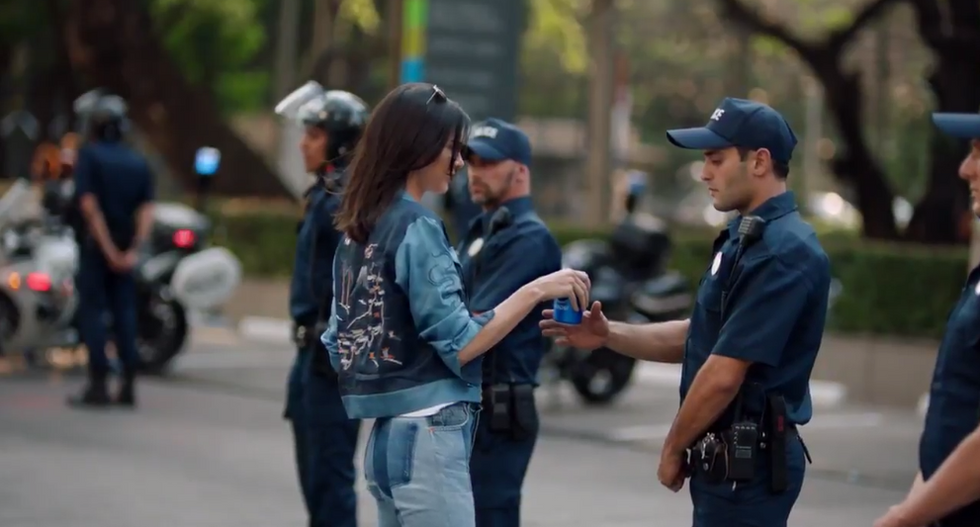 'Delete your company': Internet scalds Pepsi and Kendall Jenner for co-opting Black Lives Matter in new ad
