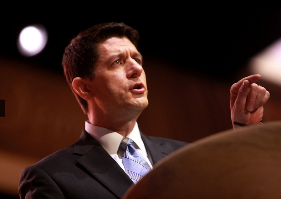 Rep. Paul Ryan attacks 'crony capitalism': GOP should be pro-market, not pro-business