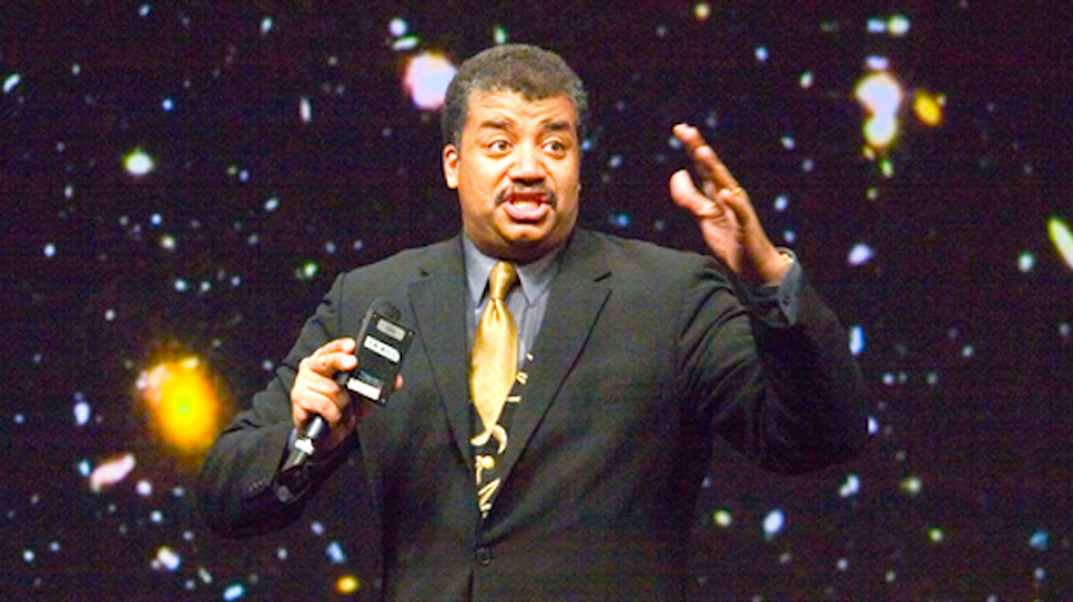 WATCH: Neil deGrasse Tyson reveals the three most scientific planet explosions on film