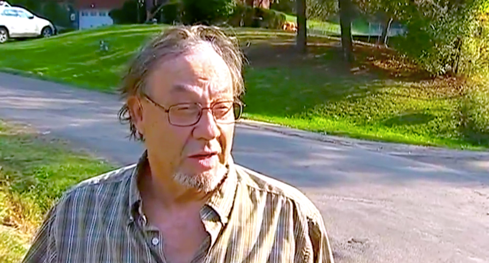 Ex-fan infuriates neighbors by flying swastika flag to protest Steelers 'anti-American' anthem protest