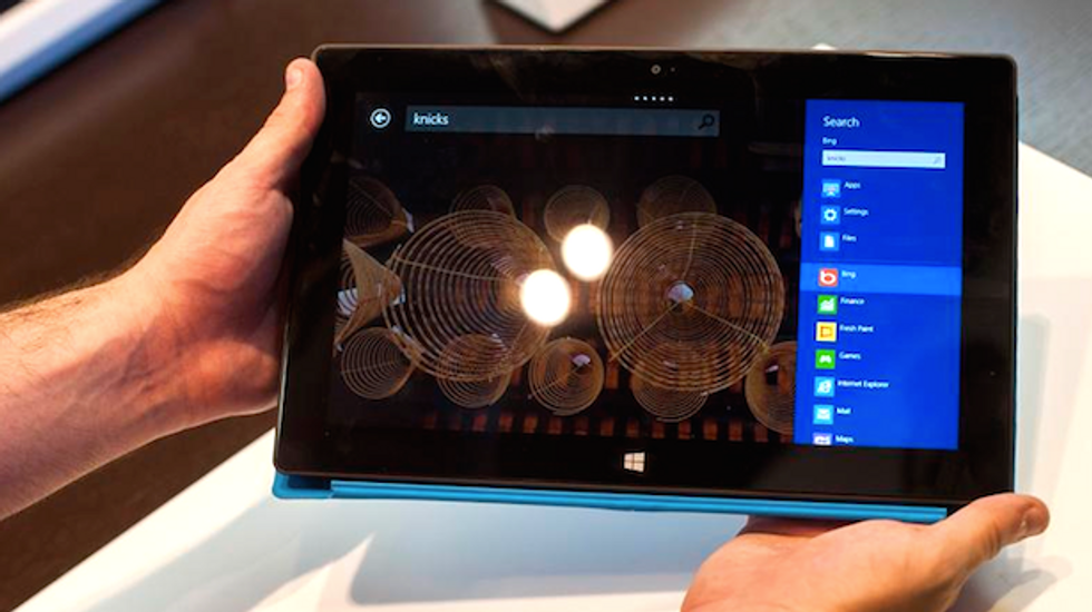 Microsoft CEO charts new direction with Office for iPad