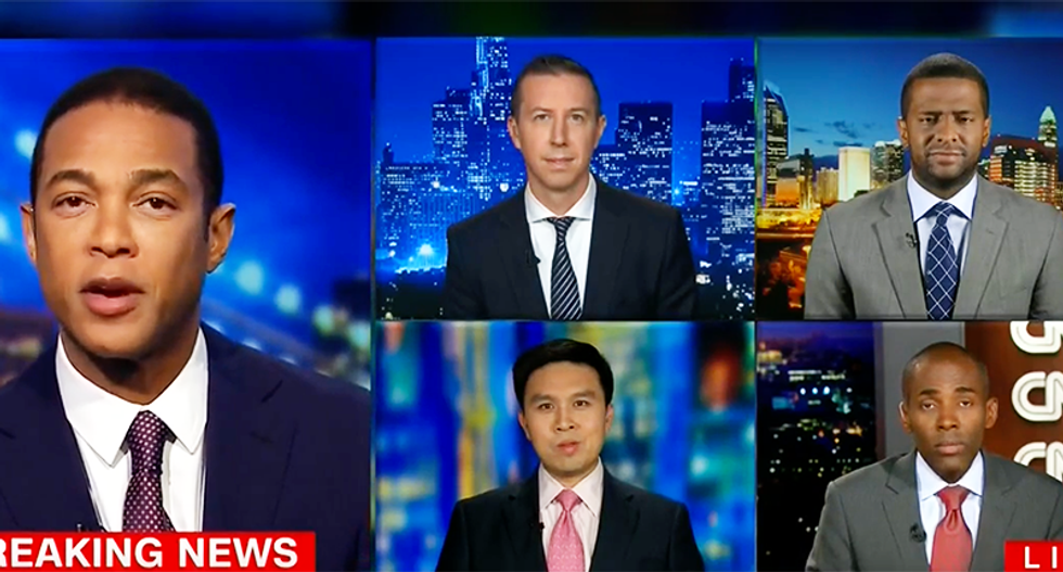 Don Lemon hammers Trump surrogate over fake Ford story: 'You're saying the truth doesn't matter?'
