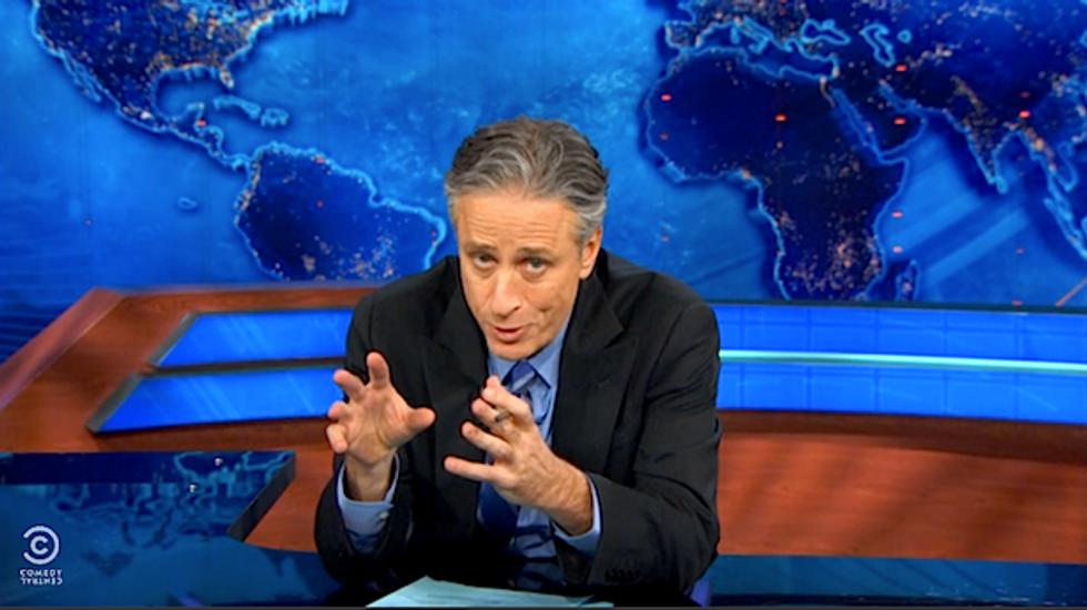 Jon Stewart: GM knew faulty 57-cent auto part was killing people but said, 'F*ck it'