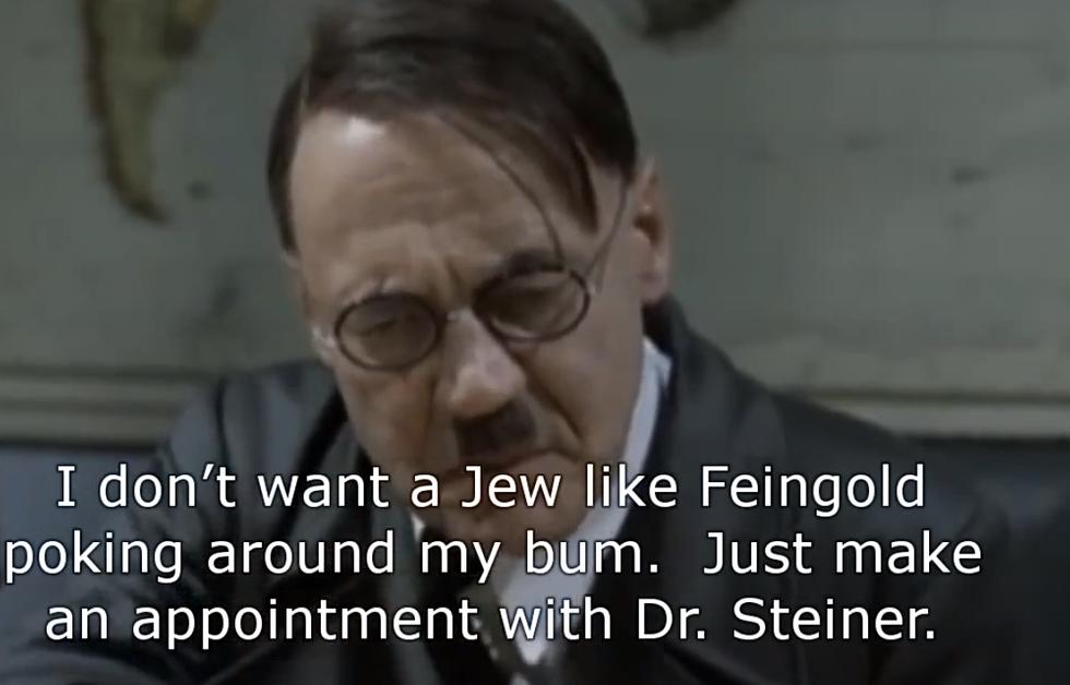 GOP megadonor uses played-out Hitler meme to make attack on Obamacare
