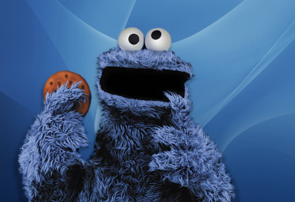 German neo-Nazis using Sesame Street's 'Cookie Monster' for youth recruitment