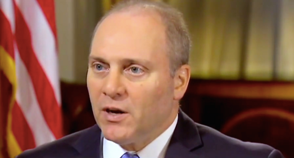 Rep. Steve Scalise: Why won't the media report the good news about gun violence?