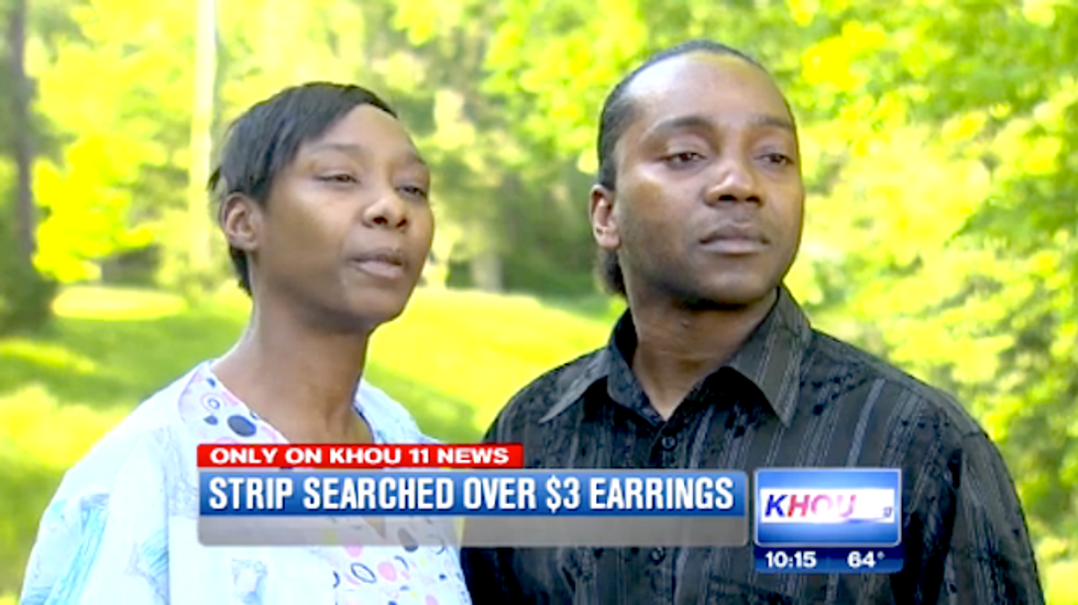 Store owner orders strip search of black couple over $3 earrings: 'You people always steal'