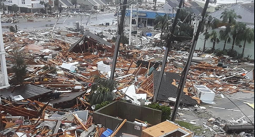 Hurricane Michael death toll may rise as many towns still cut off