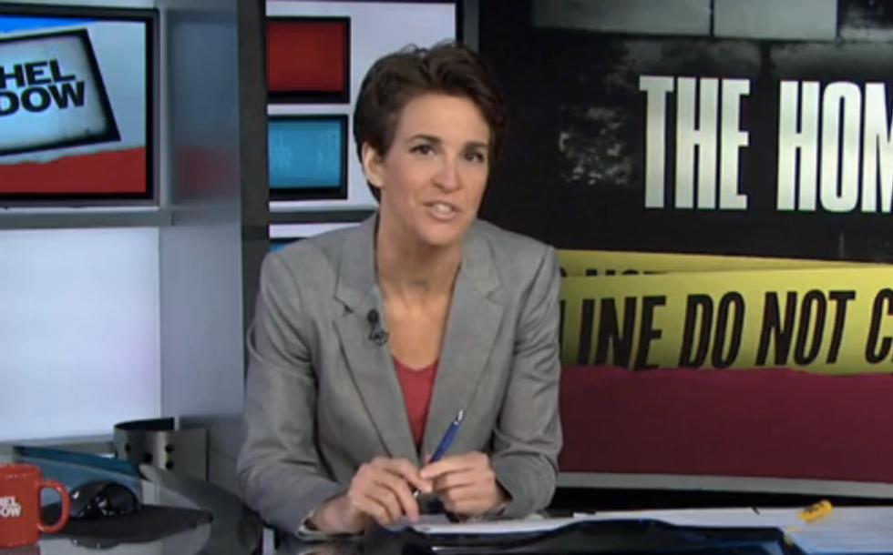 Rachel Maddow: Why is the U.S. so reluctant to confront its own right-wing terrorists?