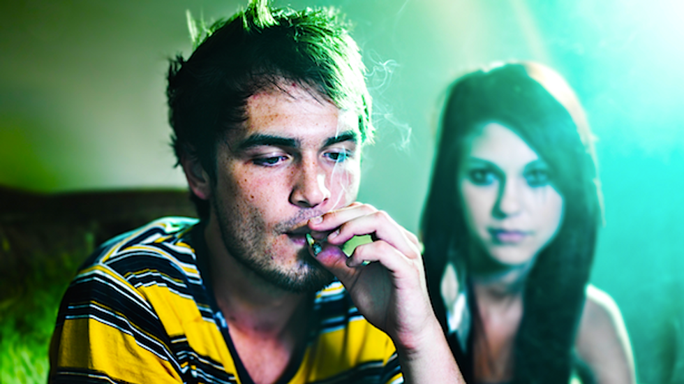 Study: Even casual pot use causes brain abnormalities -- particularly smokers under 30