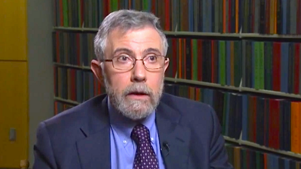 Paul Krugman: We live in the most unequal society ever, and it's only getting worse