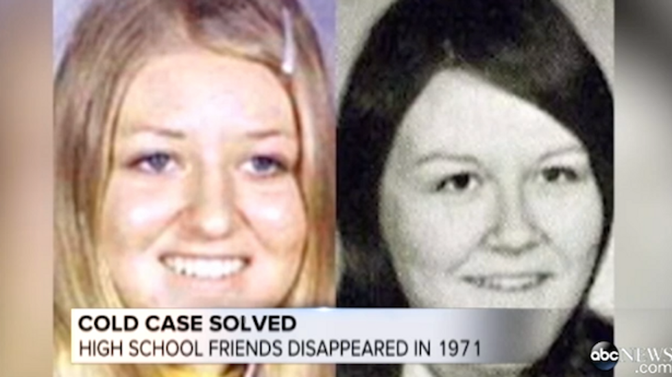 Missing SD girls found in submerged car 41 years later, just days after dad dies heartbroken