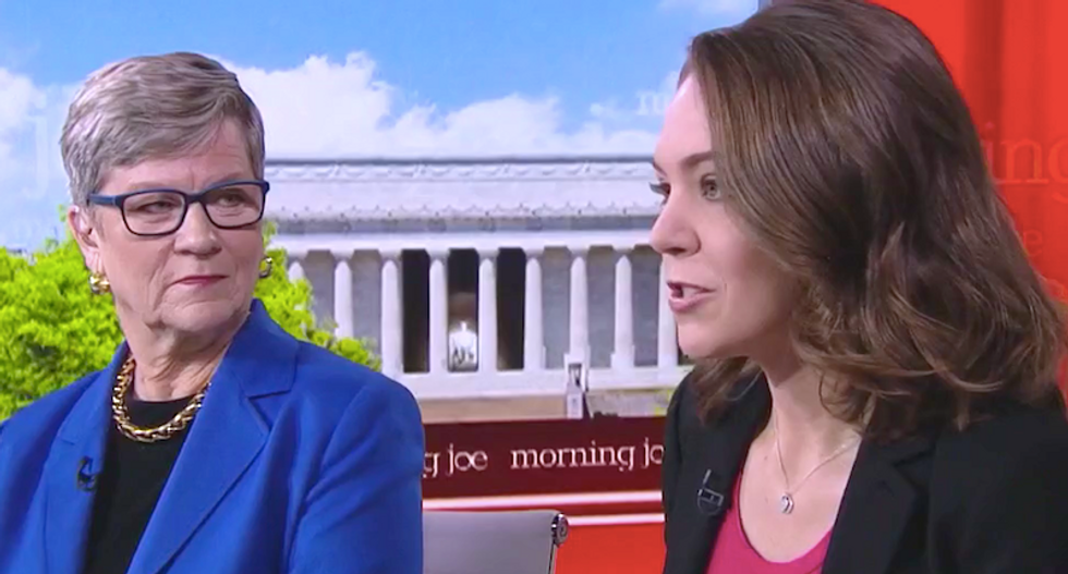 MSNBC panelists lay out damning evidence of collusion: 'Trump was signaling to the Russians'