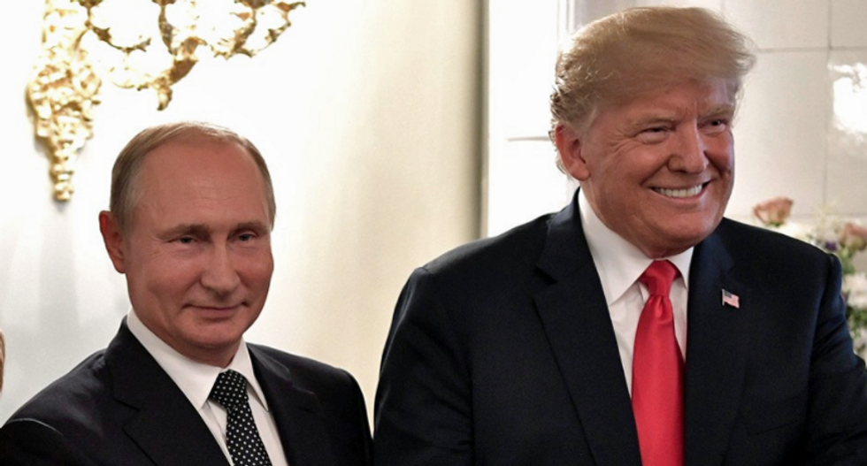 WATCH: Trump refuses to call out Putin for poisoning of political opponent