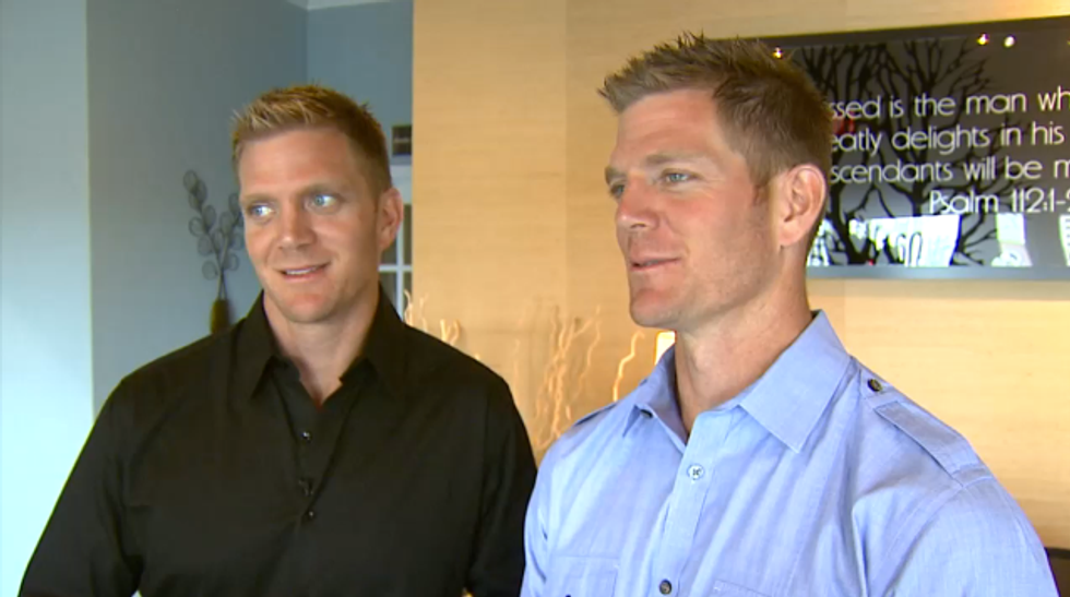 Christian group accuses HGTV of 'intolerance' for axing anti-gay Benham twins' reality show