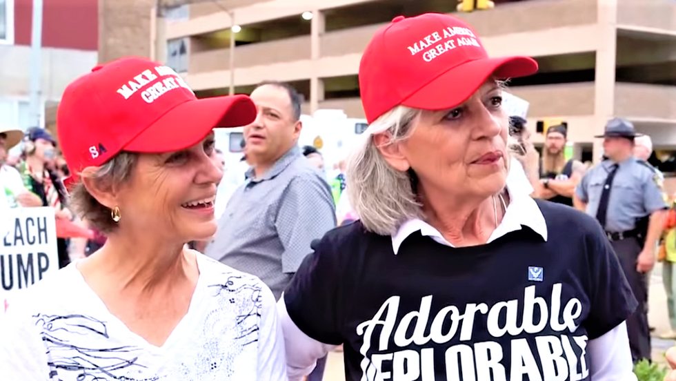 Trump supporter admits she was 'surprised' to learn Mueller's report didn't actually exonerate the president