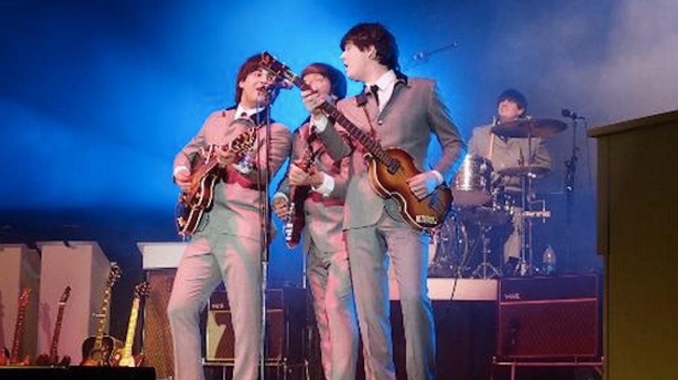 Beatlemania returns to Washington 50 years after first U.S. concert