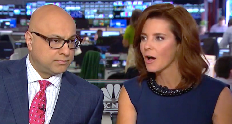 'Stephen Miller writes for Donald Trump': MSNBC's Stephanie Ruhle blames president for 'dangerous' UN speech
