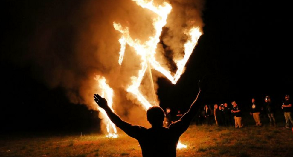Number of US hate groups hits all-time high, watchdog says