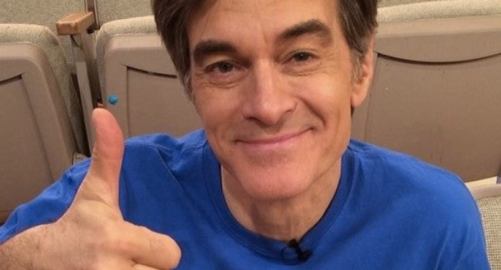 Here are 6 times Dr. Oz made a mockery of medicine -- and now he'll bring his skills to democracy