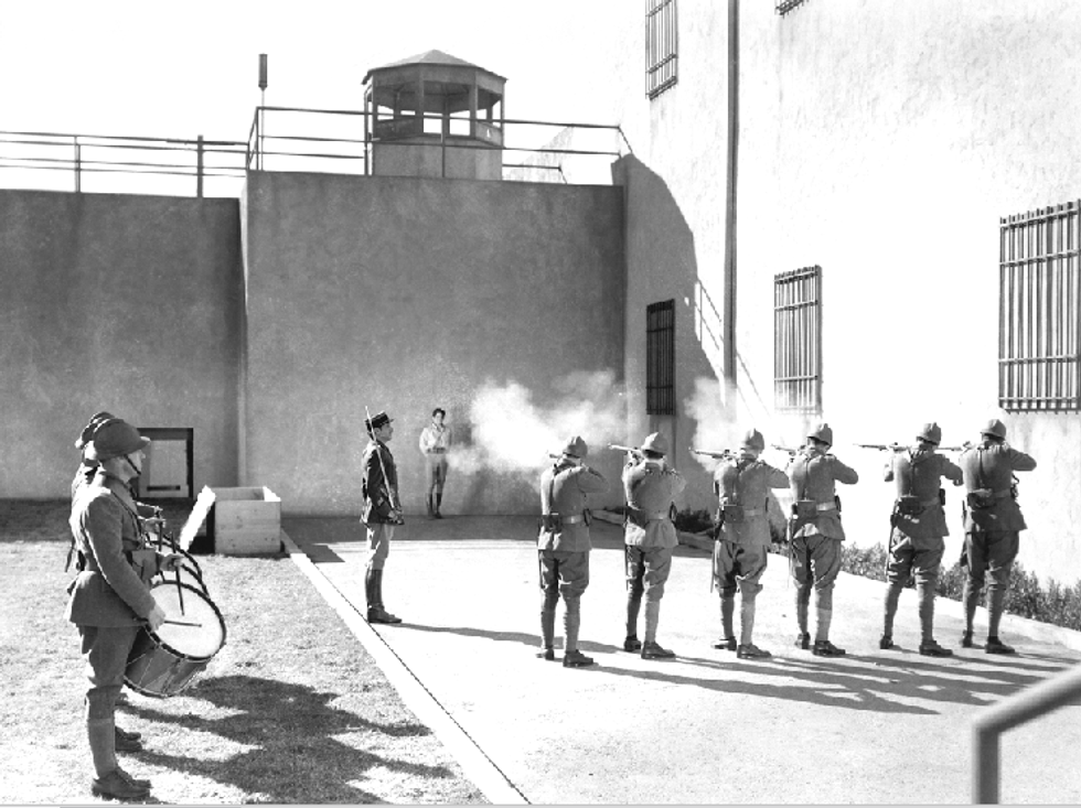 Utah lawmakers advance bill to restore death by firing squad
