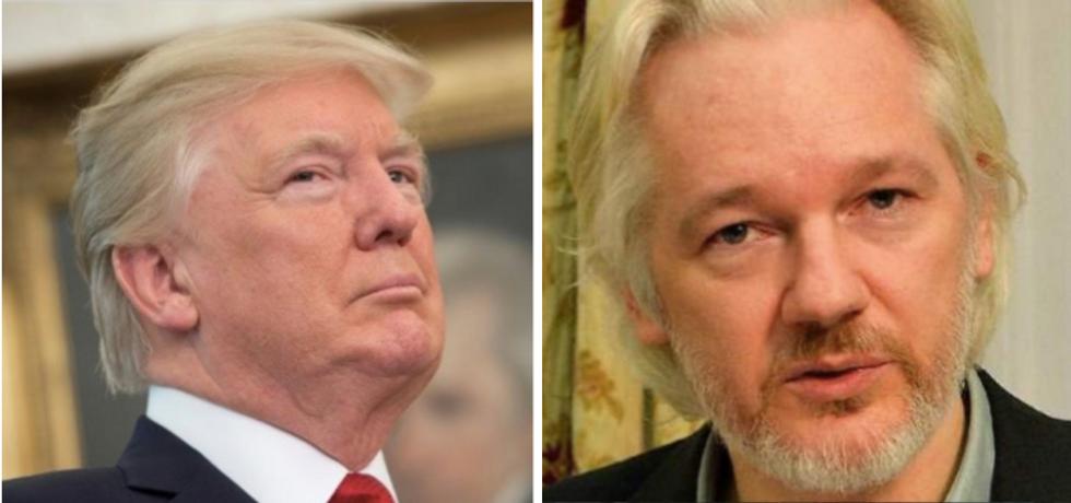 Trump bizarrely denies knowledge of WikiLeaks despite his infamous 'I love WikiLeaks' rant