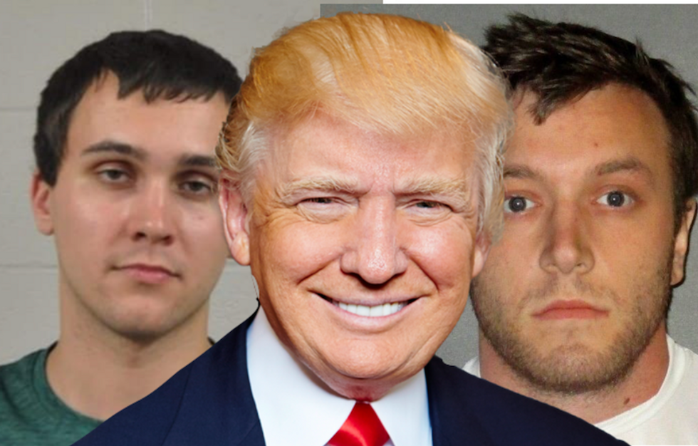 Here are 8 conservative white men accused of domestic terrorism during Trump's presidency