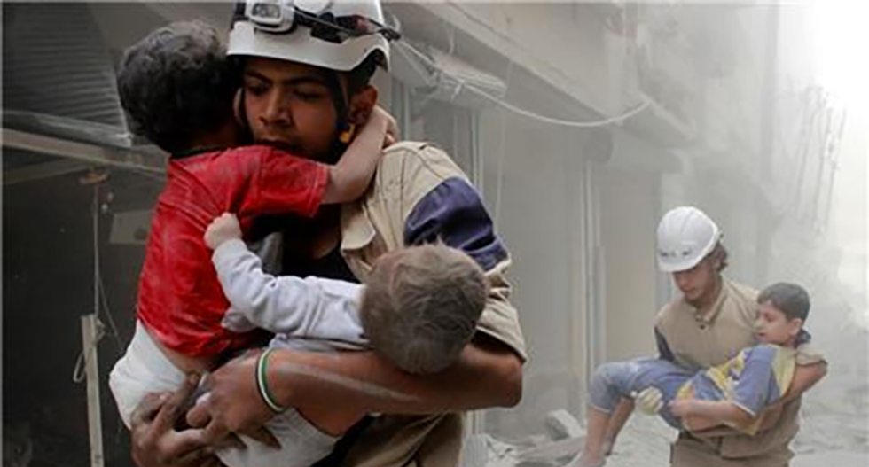 Violence against Syria's children 'at its worst' in 2016: UN