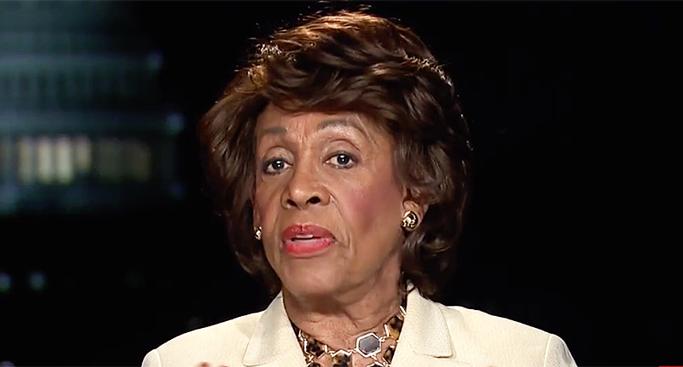Maxine Waters annihilates O'Reilly and GOP critics: 'I'm a strong black woman and I cannot be intimidated'