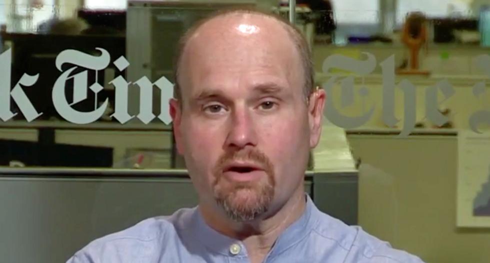New York Times reporter Glenn Thrush suspended over accusations of predatory behavior