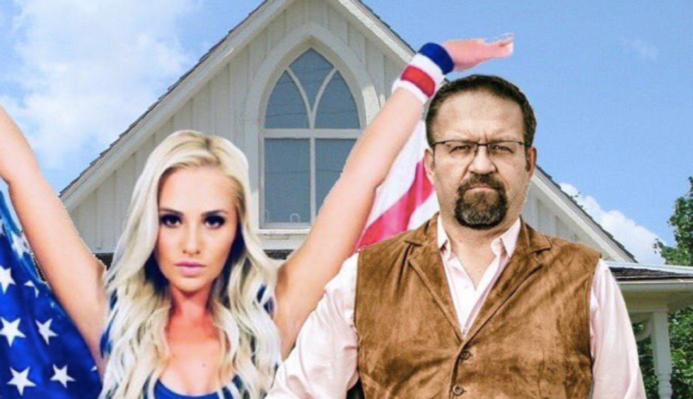 'Like a hemorrhoid came to life': Ex-Trump aide Gorka's gun photo gets ruthlessly mocked online