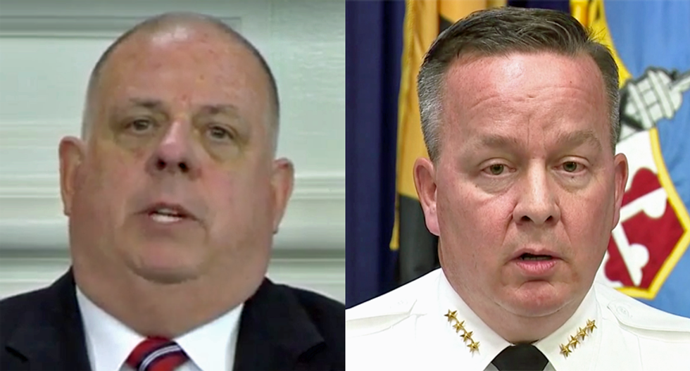 Baltimore Police refusing to let FBI join investigation of murdered detective scheduled to testify against officers
