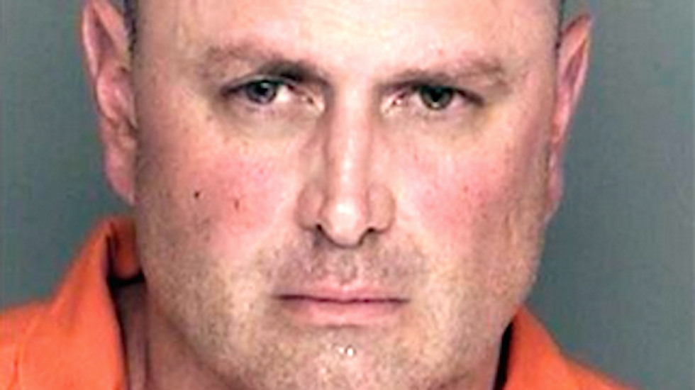 California man indicted for fatal stabbings of parents, sons, dog