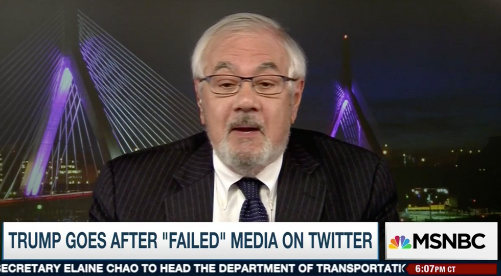 Barney Frank stuns MSNBC host:  Scalia was more a 'leading advocate of f*g burning' than flag burning