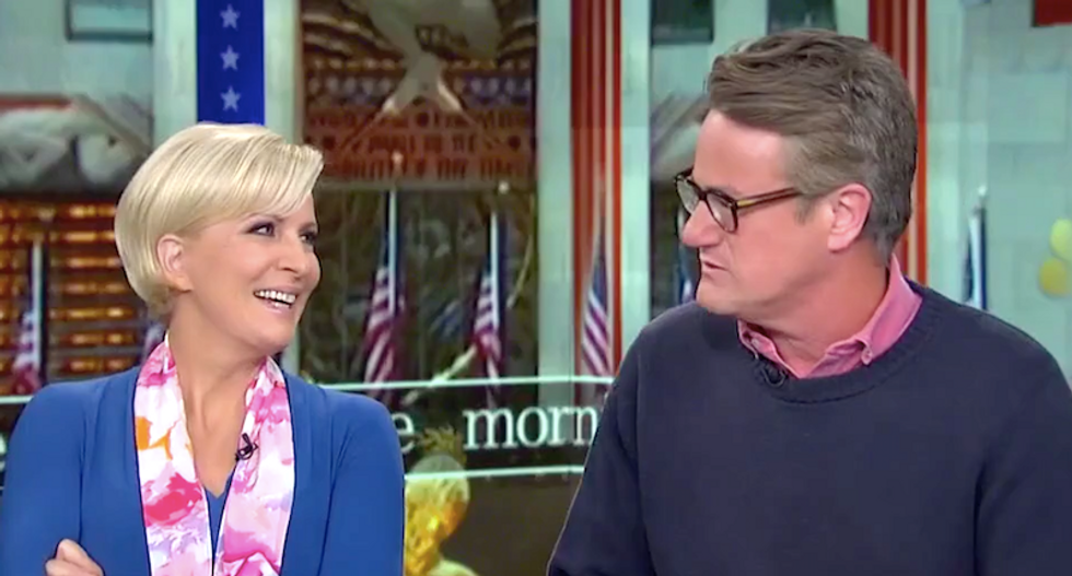 'Right-wing stoogery': Morning Joe perfectly explains how all Trump policies are ultimately 'scams'