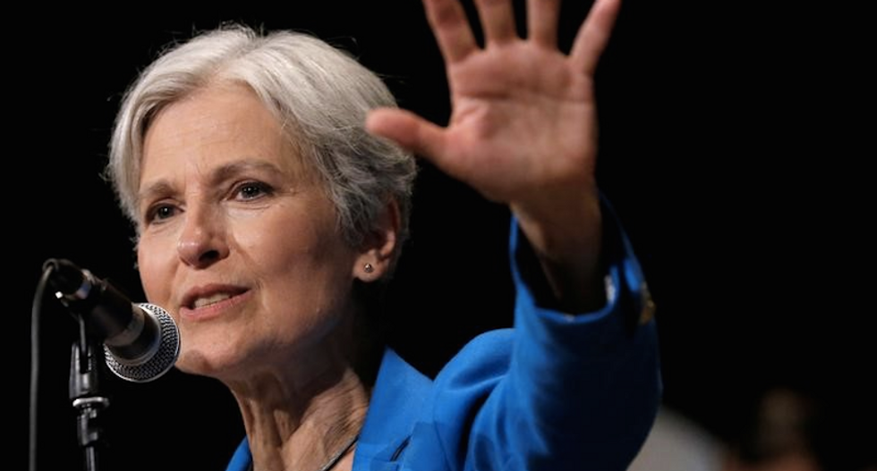 Wisconsin judge rejects bid to stop Jill Stein's election recount