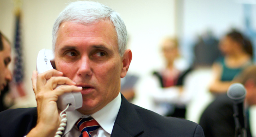 The best reporting on Mike Pence through the years