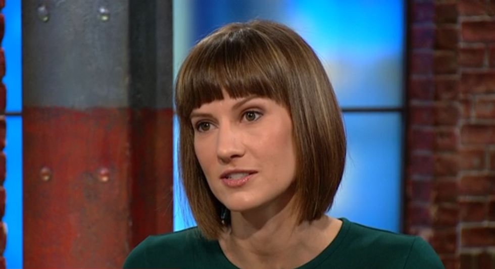 Trump accuser Rachel Crooks calls his bluff after president's attack on 'woman I don't know and never met'