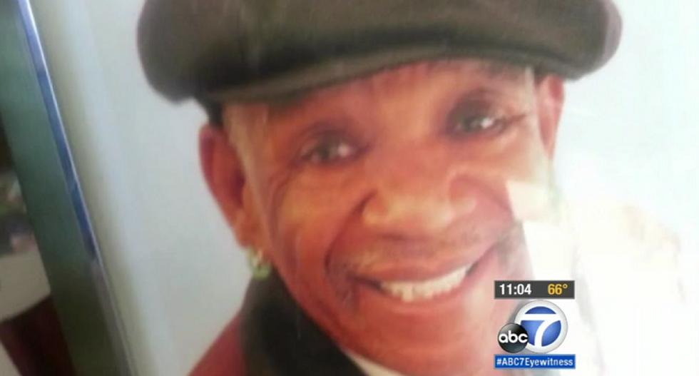 Elderly blind victim's head still missing in grisly L.A. killing