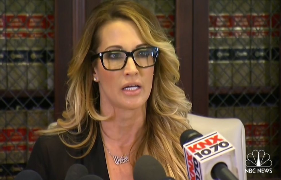 Accuser No. 11: Adult film star Jessica Drake says Trump offered to pay her $10K for sex