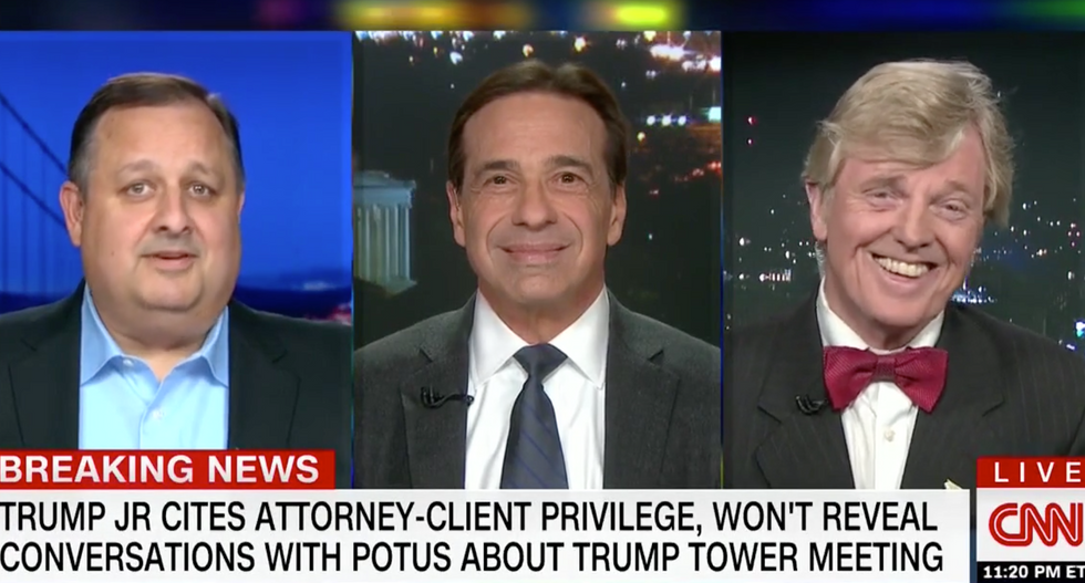 'The worst cover-up I've seen': Ex-federal prosecutor nails why Trump associates 'aren't geniuses' -- they're just guilty