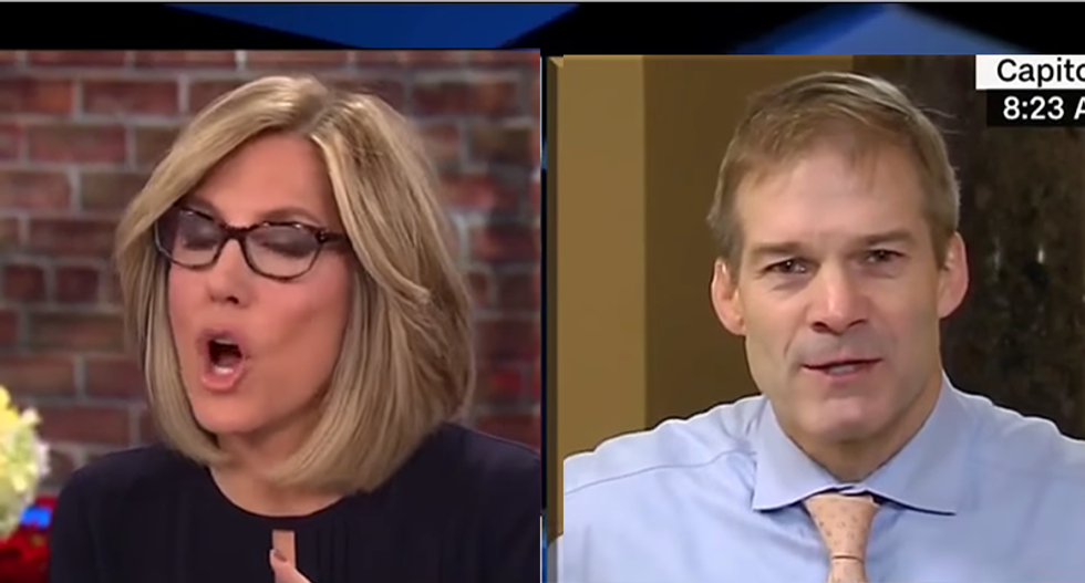 WATCH: FBI-smearing Republican bristles after CNN's Camerota shuts him down with his own words