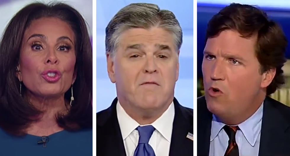 White-hot meltdowns: Watch the 8 craziest cable news freak outs of 2017
