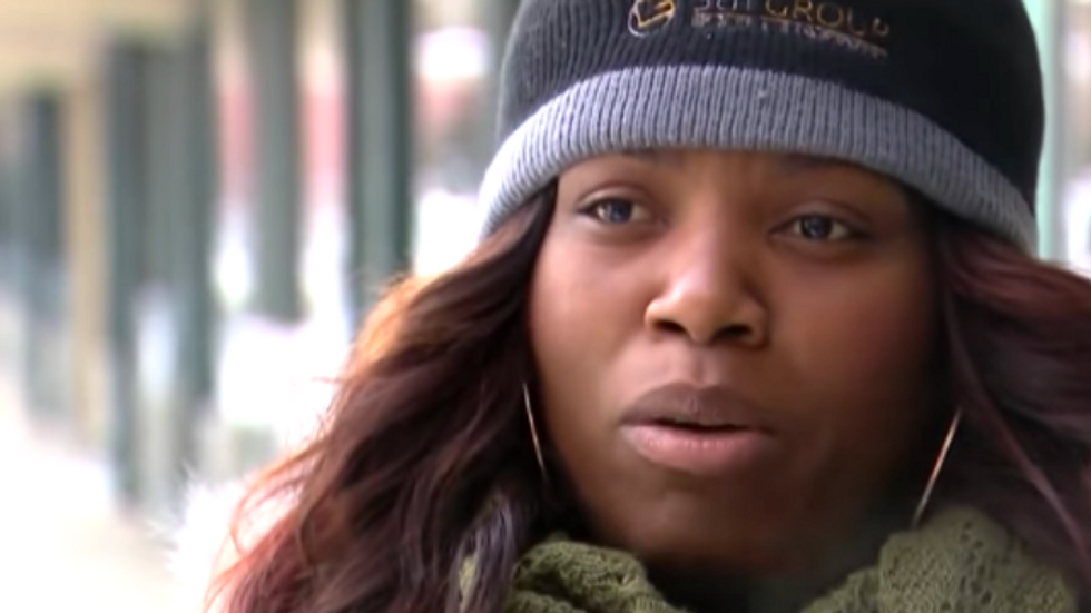 This Chicago woman is buying up hotel rooms to save the homeless from the killing polar vortex